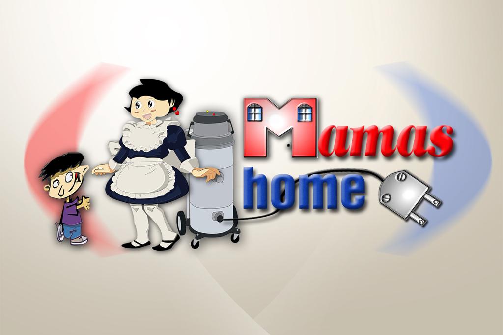 Logo Mamas Home.