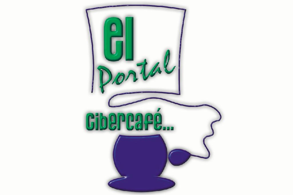 Diseño Logo Cibercafe