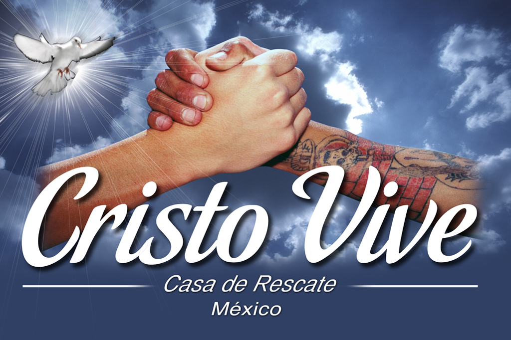 Diseño Logo Cristo Vive