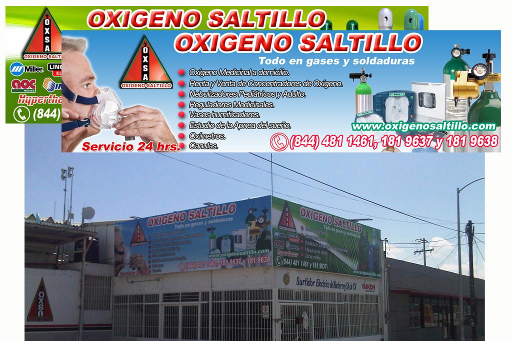 Diseño de Banners Oxígeno