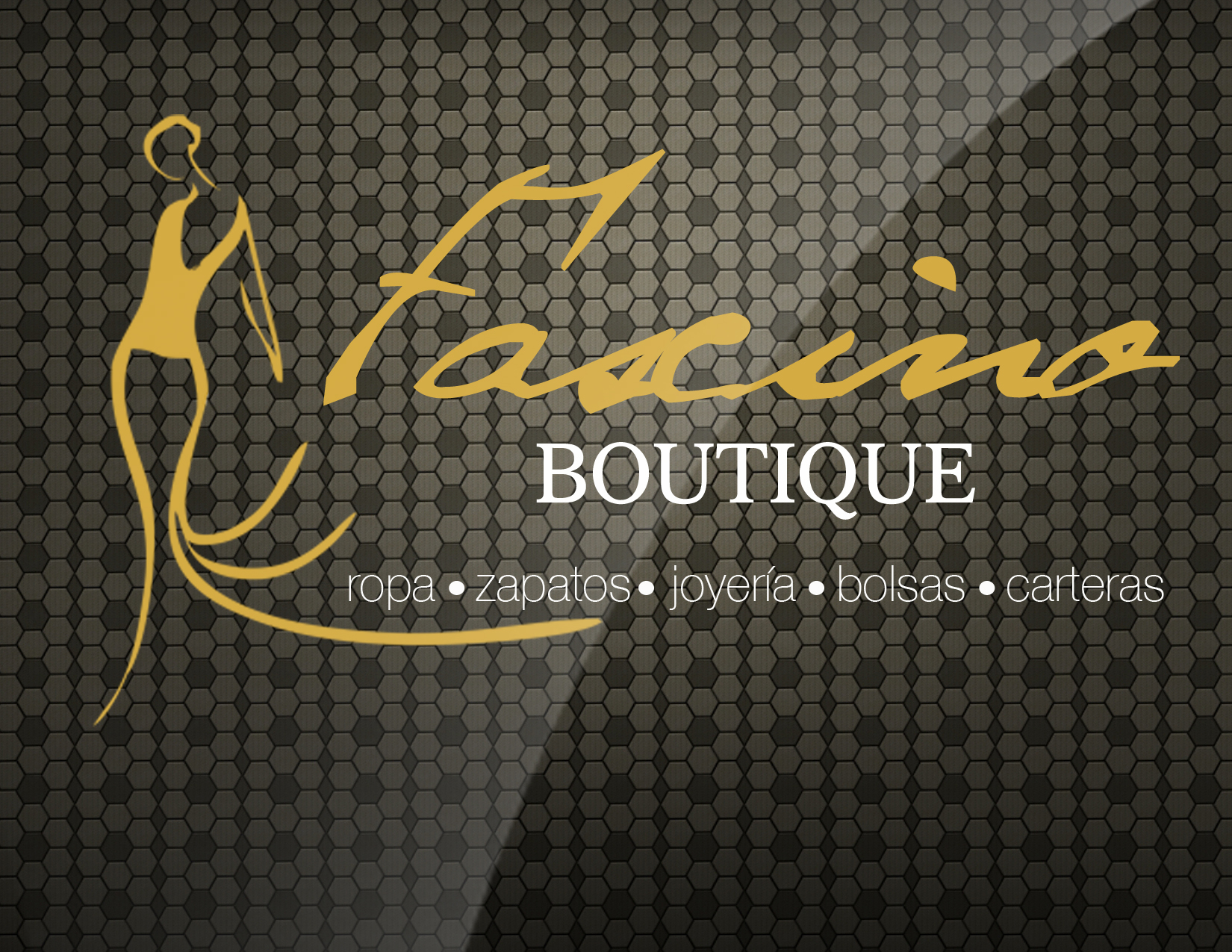 Diseño Logo Fascino Boutique