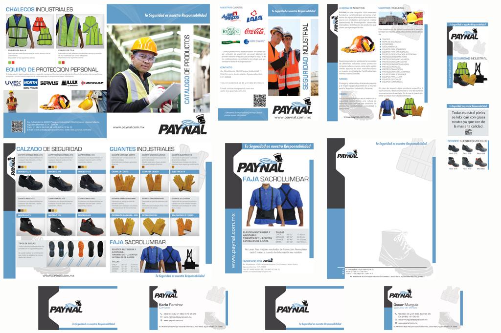 Diseño de Imagen Corporativa Paynal