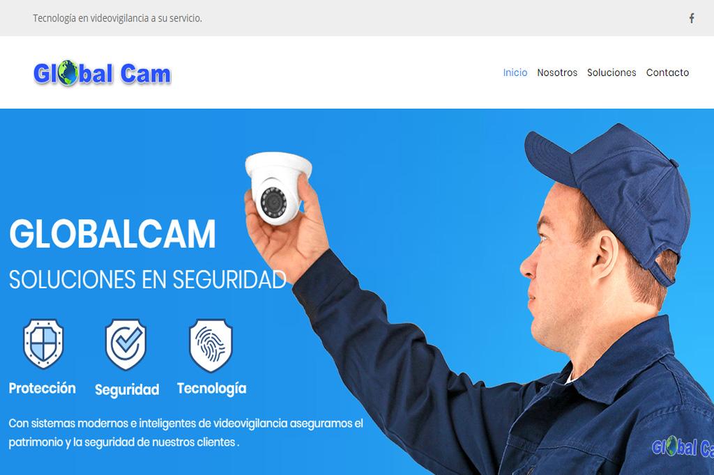 Página web GlobalCam
