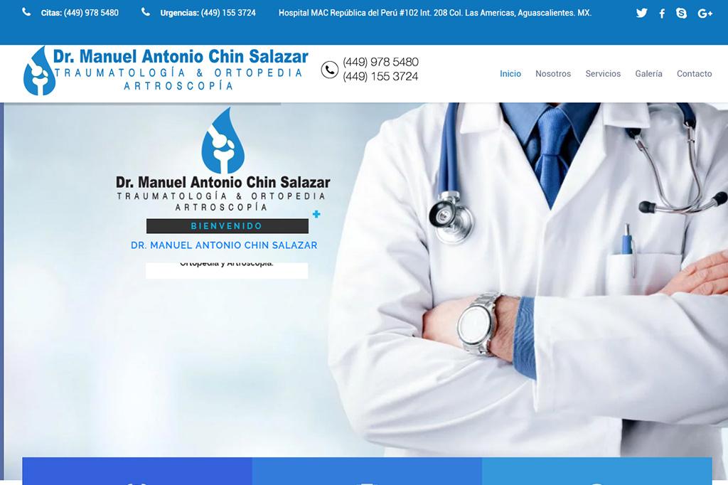 Página web MACS