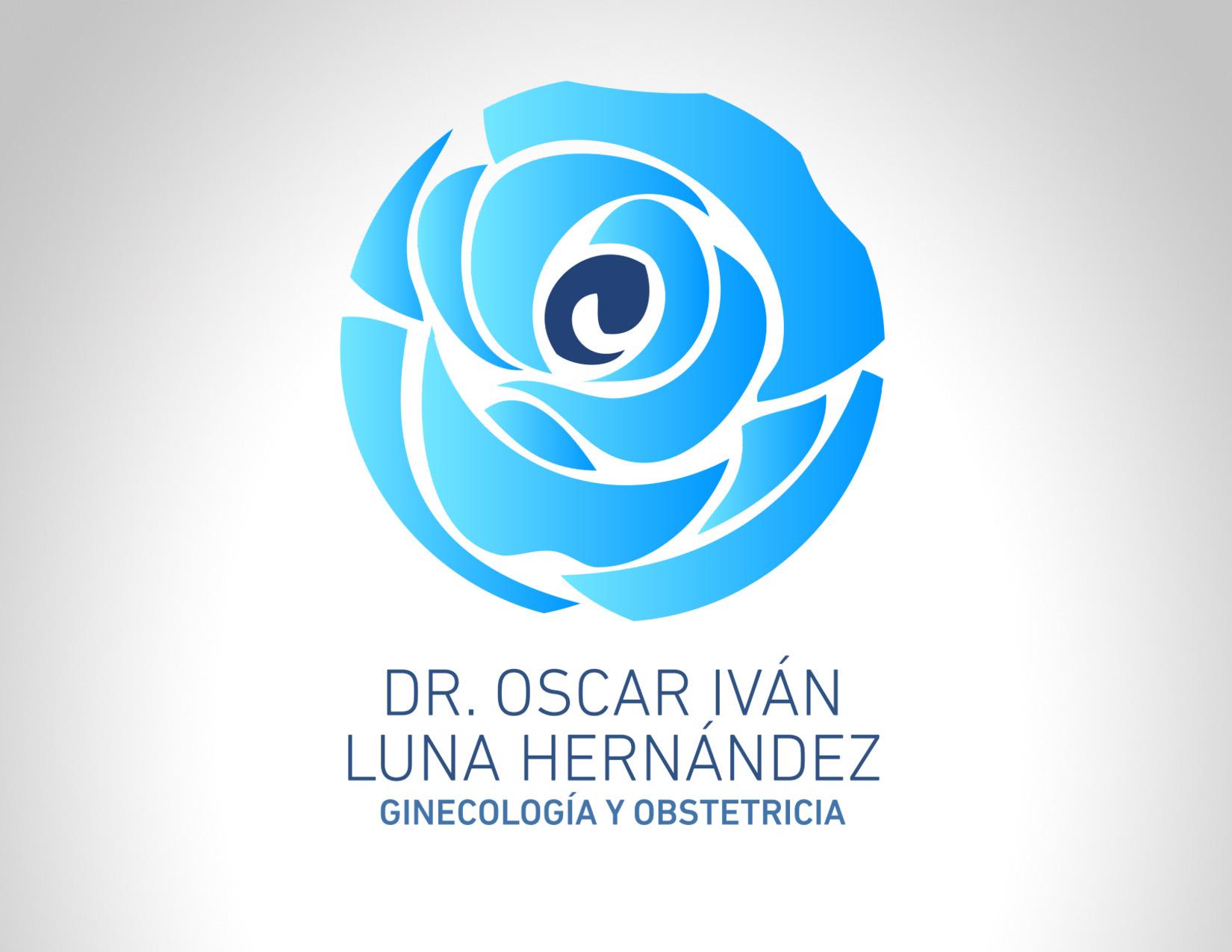 Diseño Logo Dr. Oscar Iván Luna